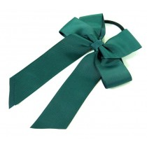 Cheer Bow Green