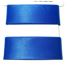 Satin Ribbon 2m Royal Blue