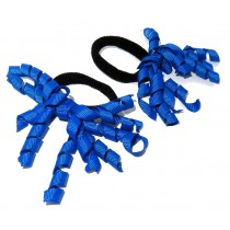 Korker Mini Ties Royal Blue
