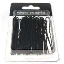 Fringe Pin Box Black