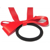 Sports Bow Tie Red