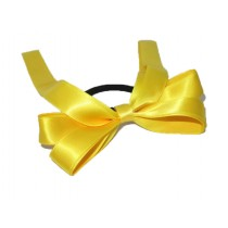 Sports Bow Tie Yellow