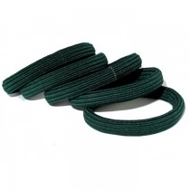 Hair Tie Pack Green