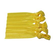 Knot Tie Yellow