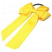 Cheer Bow Yellow