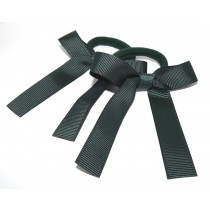 Pony Bows Green