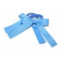 Pony Bows Sky Blue