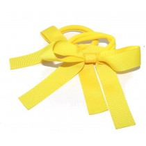 Pony Bows Yellow