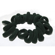 Mini Soft Tie Green 20 Pack