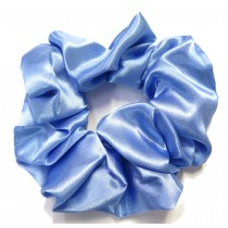 School Scrunchie Sky Blue XL