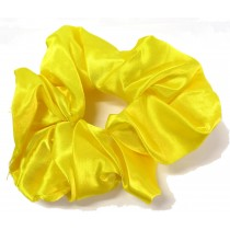 School Scrunchie Yellow XL