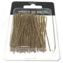 Fringe Pin Box Blonde