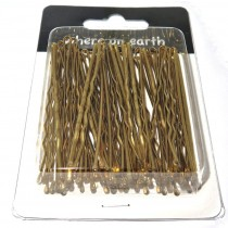 40 Bobby Pins Blonde