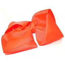 Super Bow Neon Orange