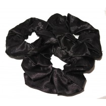Scrunchie 3 Pack Black