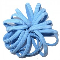 New Flat Tie Sky Blue