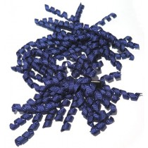 Korker Clips Fine Navy Blue