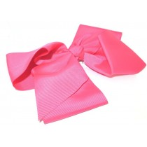 Super Bow Fluro Pink