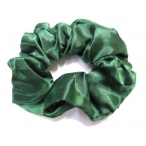 School Scrunchie Green XL