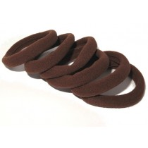 Large Soft Tie Brown
