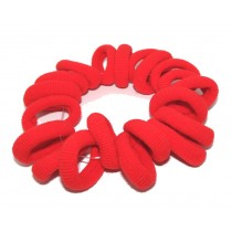 Mini Soft Tie Red 20 Pack