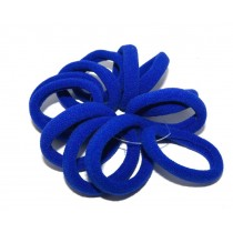 Mini Soft Tie 12 Pack Royal Blue