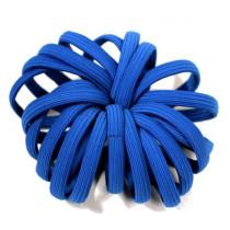 New Flat Tie Blue Royal