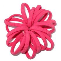 New Flat Tie Pink