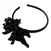 Korker Hairband Black