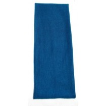 Fabric Headband 18 Blue