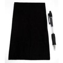 Fabric Headband 01 Black Wide