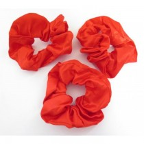 Scrunchie 3 Pack Red